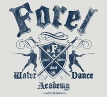 Forel Water Dance Academy T-Shirt