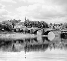 The Olde Dee Bridge, by AnnDixon