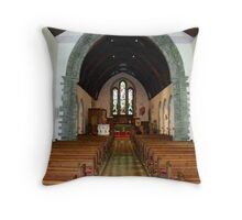 St Eunan 's Cathedral Raphoe, Donegal, Ireland Throw Pillow
