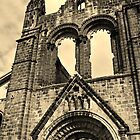 Kirkstall Abbey, Leeds by k8em