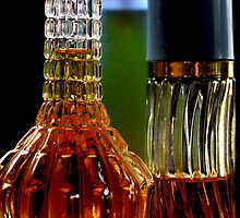 bottles and scents by lensbaby