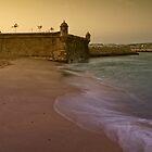 Lagos: Fortaleza Ponta da Bandeira by Kasia-D