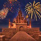 Sand Magic World Castle  by LudaNayvelt