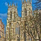 York sights calendar by GrahamCSmith