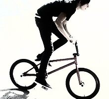 BMX Boy by zamsayeah