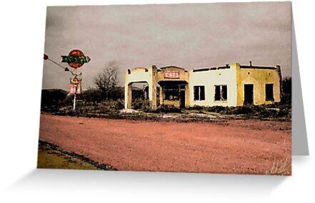 West Texas Diner by ZeroAlphaActual