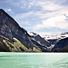 Lake Louise by Ellinor Advincula