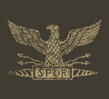 Distressed Legion Eagle by ZeroAlphaActual