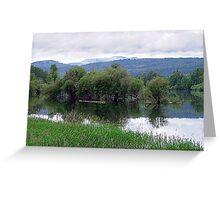 Lake Mara (4) Greeting Card