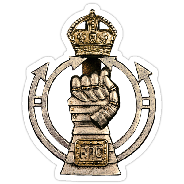 Royal Armoured Corps by ZeroAlphaActual