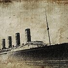 Lusitania by garts