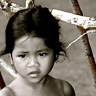 CAMBODIAN GIRL by alegon53