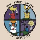 The Four Winds Of Harmony by Rhonda Walker