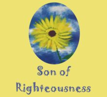 Son of Righteousness  by Shayani Fernando