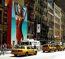 A Taste of Downtown by Michael J Armijo