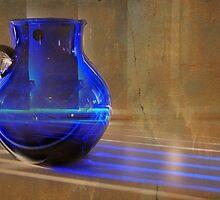 The Blue Jug by Eve Parry