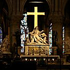 The High Altar - Notre Dame de Paris by CreativeUrge