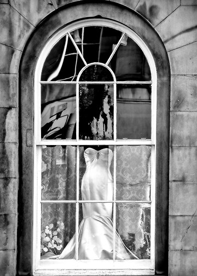 In The Window by Lynne Morris