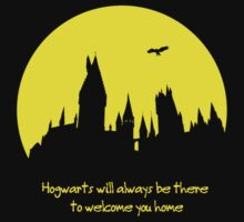 Hogwarts by bookalicious