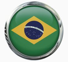 Brazil Flag by 3Dflags