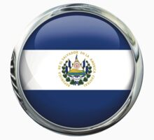 El Salvador Flag by 3Dflags