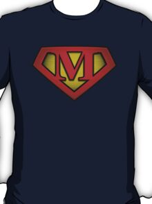 The Letter M Returns T-Shirt