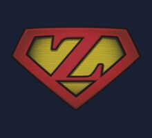 Super Z Logo Returns by Adam Campen