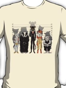 Unusual Suspects T-Shirt