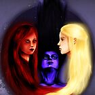 Daughters of the Wind by Hannah Furrer