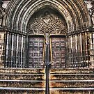 St Giles Cathedral Edinburgh Main Entrance by Den McKervey