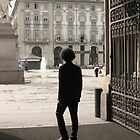 Random curliness in Torino by ksesh