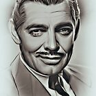 Clark Gable by andy551
