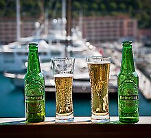 Monaco Thirst Quenchers by Wanda Dumas