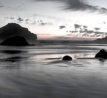Bandon Beach, Oregon by franceshelen