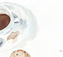 Coffee, My Old Friend by Maree  Clarkson