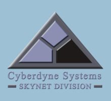 Cyberdyne Systems Skynet Division Kids Clothes
