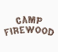 Camp Firewood Kids Clothes