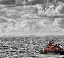 RNLI by cameraimagery
