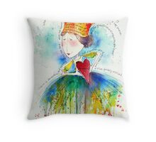 Proverbs 31 Woman Throw Pillow