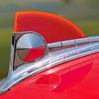 1950 Ford Hood Ornament by kenmo