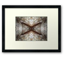 My Cave art 8 Framed Print