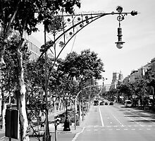 cityscapes #243, avenue by stickelsimages