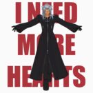"Xemnas ""I Need More Hearts"" by Ewing24601"