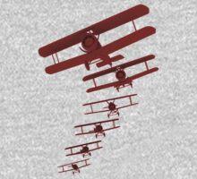 Retro Biplane Graphic by Packrat