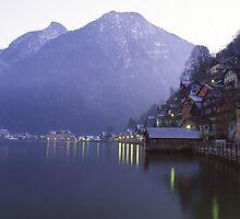 Hallstatt Austria by imagekinesis