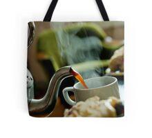 Retro Coffee Pot Tote Bag