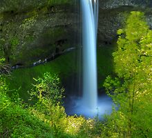 Silver Falls, Oregon by franceshelen