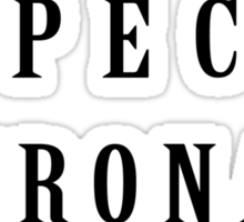 Expecto Patronads Sticker