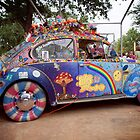 Art Car - Bug by Keith Stephens