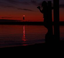 Sunset Photographer by Steve Small